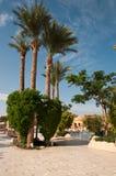 Resort Makadi Sunwing Water World in Hurghada in Egypt Stock Photos