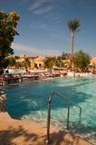 Resort Makadi Sunwing Water World in Hurghada in Egypt Royalty Free Stock Image