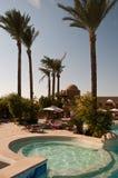 Resort Makadi Sunwing Water World in Hurghada in Egypt Royalty Free Stock Photos