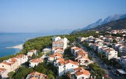Resort Makarska. Croatia Royalty Free Stock Photography