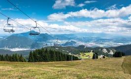 Resort Malino Brdo. Resort Malinno Brdo in Slovakia Royalty Free Stock Photography