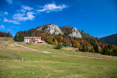 Resort Malino Brdo, Slovakia. Resort Malino Brdo at Slovakia Royalty Free Stock Photos