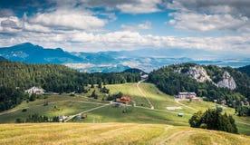 Resort Malino Brdo, Slovakia. Resort Malino Brdo at Slovakia Royalty Free Stock Image