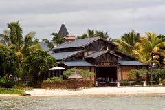 Resort Mauritius Stock Image