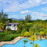 Resort. Mauritius Royalty Free Stock Images