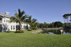 Resort in Naples, Florida royalty free stock image