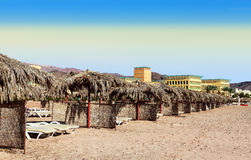 Free Resort On The Shores Of The Red Sea Stock Photo - 28893640