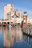 Resort in Paradise Stock Image