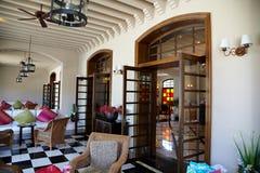 Free Resort Patio Terrace Royalty Free Stock Photos - 40388348