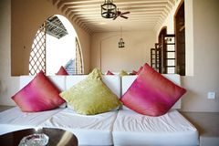 Free Resort Patio Terrace Royalty Free Stock Image - 40388366
