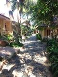 Resort In Phan Thiet, Vietnam Royalty Free Stock Photo