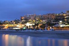 Resort Playa del Duque, Tenerife Spain Royalty Free Stock Photography