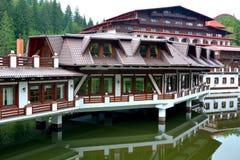Resort in Poiana Brasov Royalty Free Stock Images