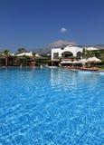 Resort pool Royalty Free Stock Images