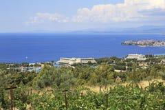 Resort of Porto Carras. Stock Photo
