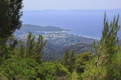Resort of Porto Carras. Stock Image