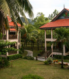 The resort in pulau redang, malaysia Royalty Free Stock Photos