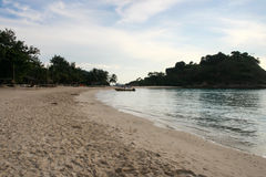 The resort in pulau redang, malaysia Stock Images