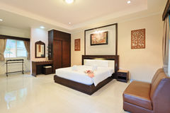 Resort room Stock Photos
