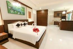 Resort room Royalty Free Stock Image