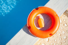 Resort's object Royalty Free Stock Photography