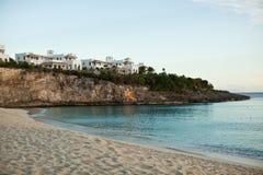 Resort Saint Maarten Royalty Free Stock Image