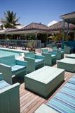 Resort Saint Martin Stock Photo