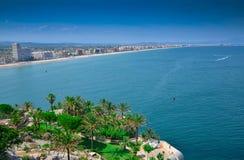 Resort in Spain Royalty Free Stock Photos