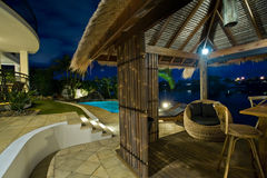 Resort Style Living Royalty Free Stock Photos