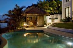 Resort style living Stock Photos