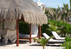 Resort suites in mexico. Stock Image