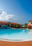 Resort Summer Pool Stock Photos