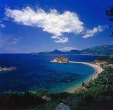 Resort Sveti Stefan Royalty Free Stock Images
