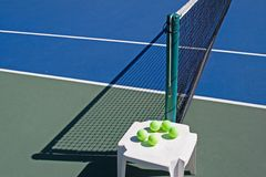 Resort Tennis Club Stock Photography