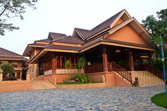 Resort Thailand. Royalty Free Stock Photos