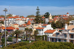 Resort Town of Estoril in Portugal Stock Photos