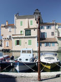 Martigues Royalty Free Stock Photography