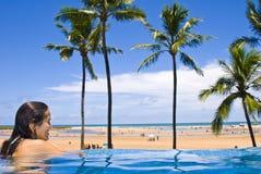 Resort Vacation Royalty Free Stock Image