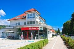 Resort Velden am Worthersee. Austria Stock Image