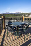 Resort with a View Near Denali National Park #2 Royalty Free Stock Photography