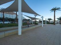 Resort village of Ein Bokek, Israel
