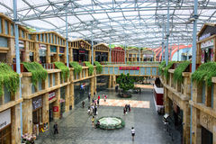 Resort World Sentosa stock photography