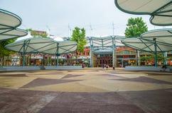 Resort World Sentosa, Singapore Royalty Free Stock Image