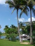 resort5 sanya Royaltyfri Bild