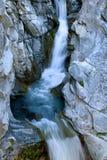 Resorte de la cascada Fotos de archivo