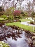 Resorte en parque Foto de archivo libre de regalías