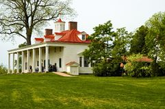 Resorte - montaje Vernon, Virginia Imagen de archivo