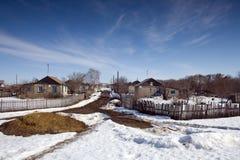 Resorte rural Foto de archivo