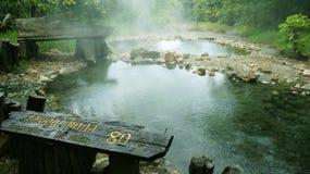 Resortes calientes Imagen de archivo