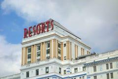 Resorts Casino Hotel Royalty Free Stock Image